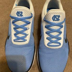 Men's Nike Free Run - University of Chapel Hill